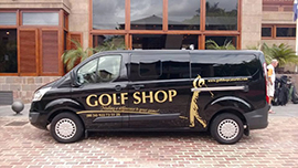 Going Golfing Holidays Executive Transfer Service