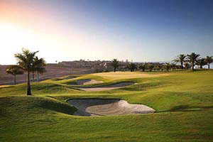 Image of the golf course Maspalomas Golf on the Canary Islands