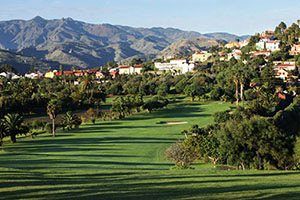 Image of the golf course Club Real las Palmas on the Canary Islands