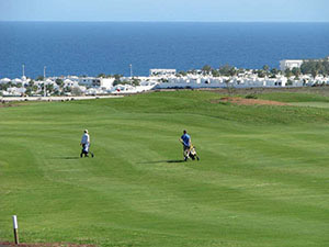 Image of the golf course Lanzarote Golf on the Canary Islands
