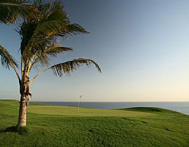 Image of the golf course Meloneras Golf on the Canary Islands