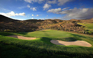 Image of the golf course Salobre the New Course on the Canary Islands