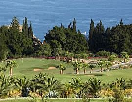 Image of the golf course Tecina Golf on the Canary Islands