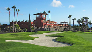 Image of the golf course Golf Costa Adeje on the Canary Islands