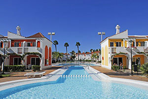 Image of the golf holiday Cordial Green Golf in the Canary Islands