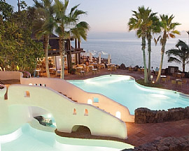 Image of the golf holiday Jardin Tropical 4 Star in the Canary Islands