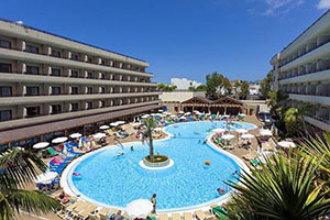 Image of the golf holiday Fañabe Costa Sur 4 Star in the Canary Islands
