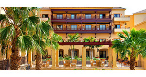 Image of the golf holiday Vincci la Plantacion 5 Star Lux in the Canary Islands