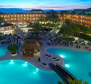 Image of the golf holiday La Siesta Hotel 4 Star in the Canary Islands