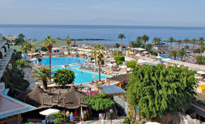 Image of the golf holiday Hotel Gala 4 Star in the Canary Islands