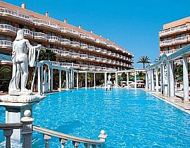 Image of the golf holiday Cleopatra Palace 5 Star in the Canary Islands