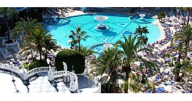 Image of the golf holiday Mediterranean Palace 5 Star in the Canary Islands